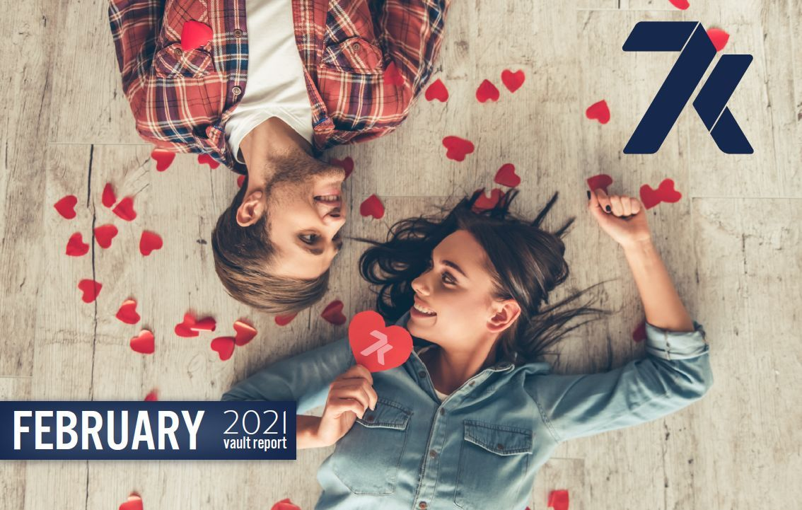 7k metals vault report February 2021