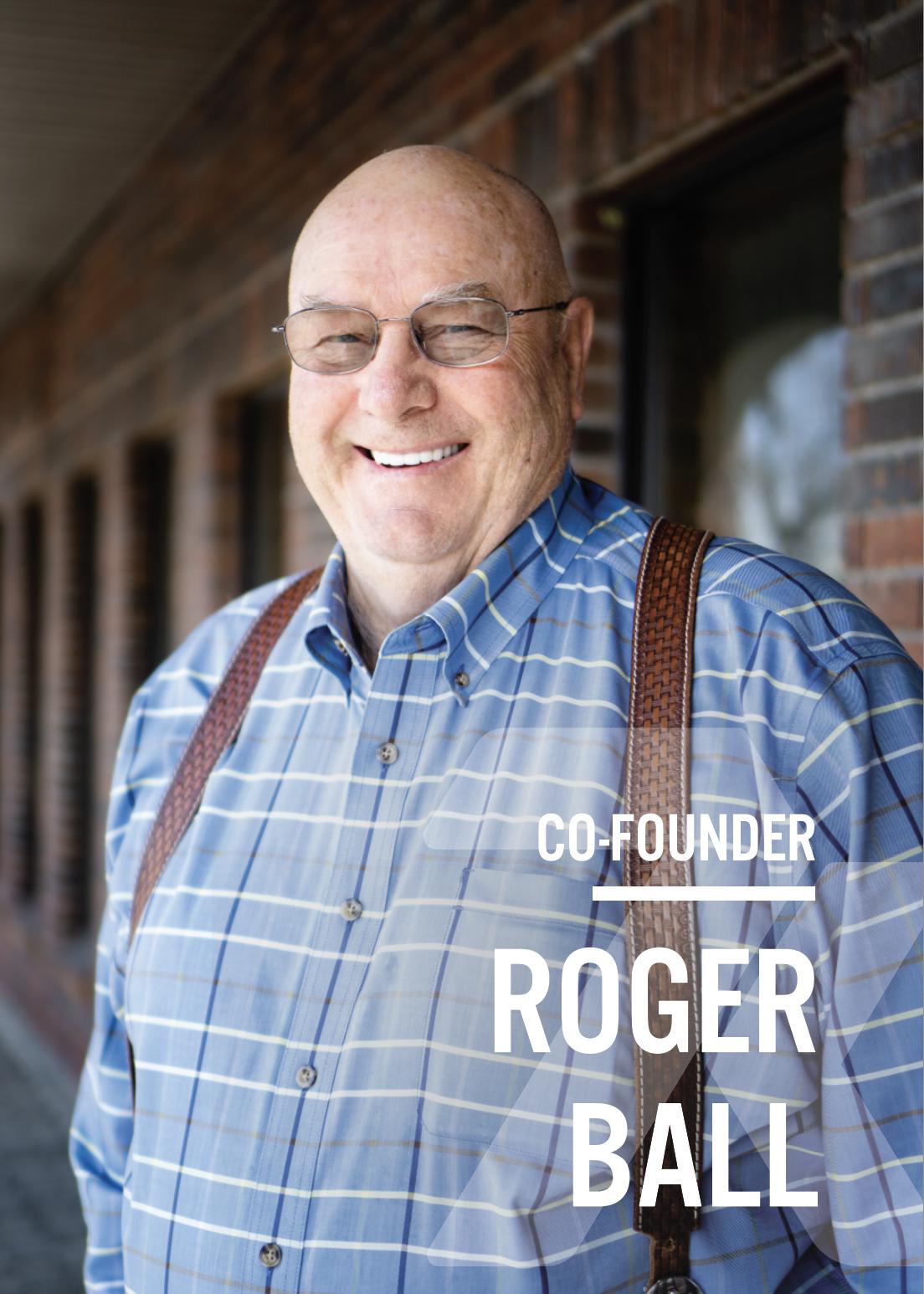 7k Founder Roger Ball