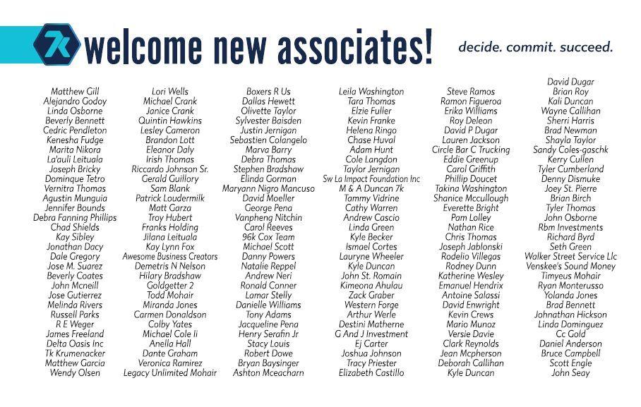 7k metals associates