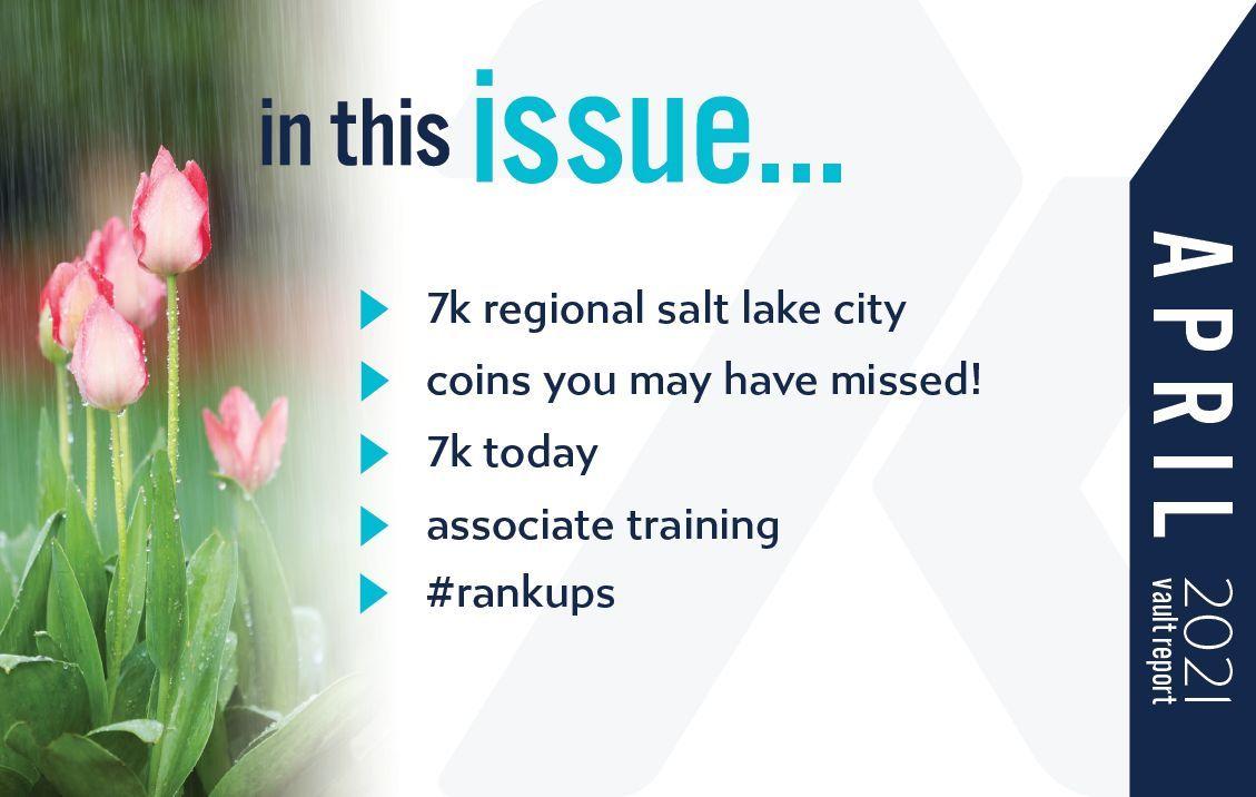 April 2021 7k Metals Vault Report