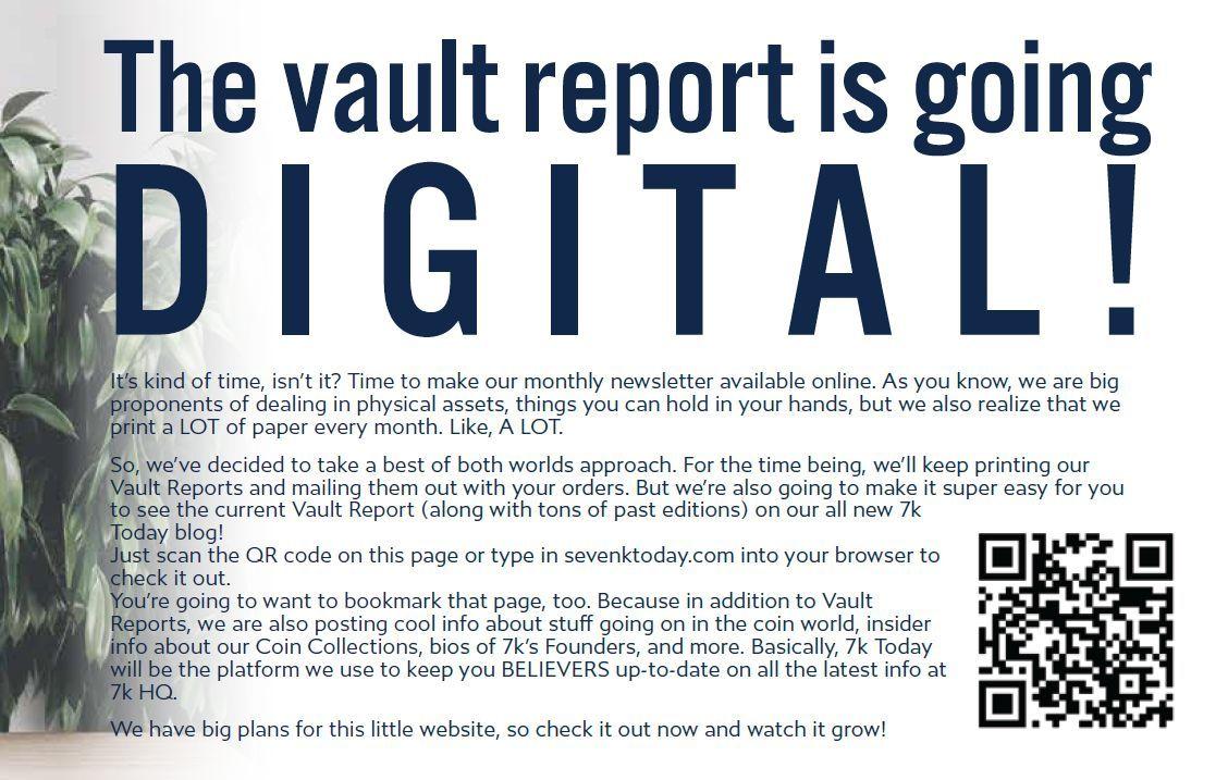march 2021 7k vault report