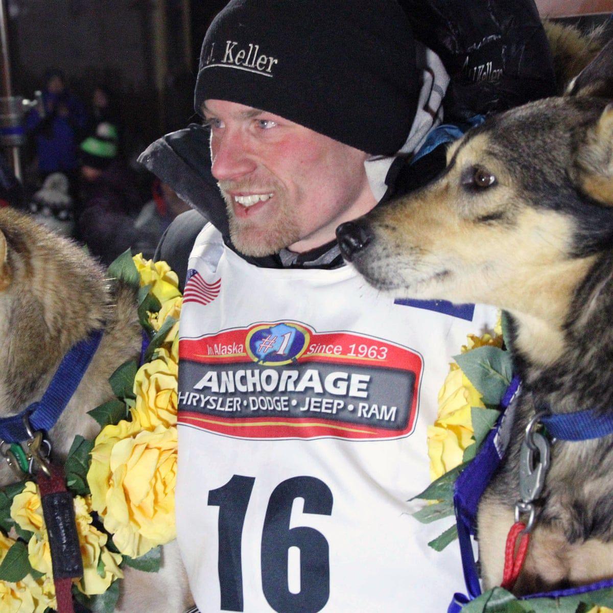 5 Time Iditarod Champion, Dallas Seavey