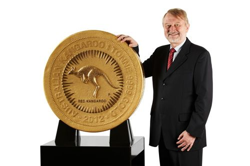 Biggest Gold Coin in the World