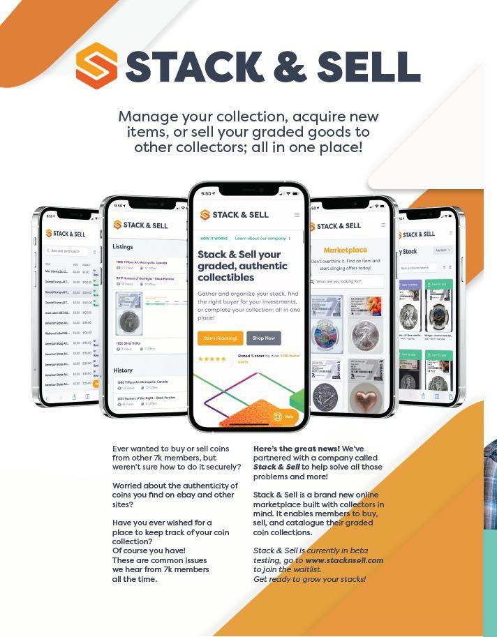 June 2021 7k Metals Vault Report Stack & Sell