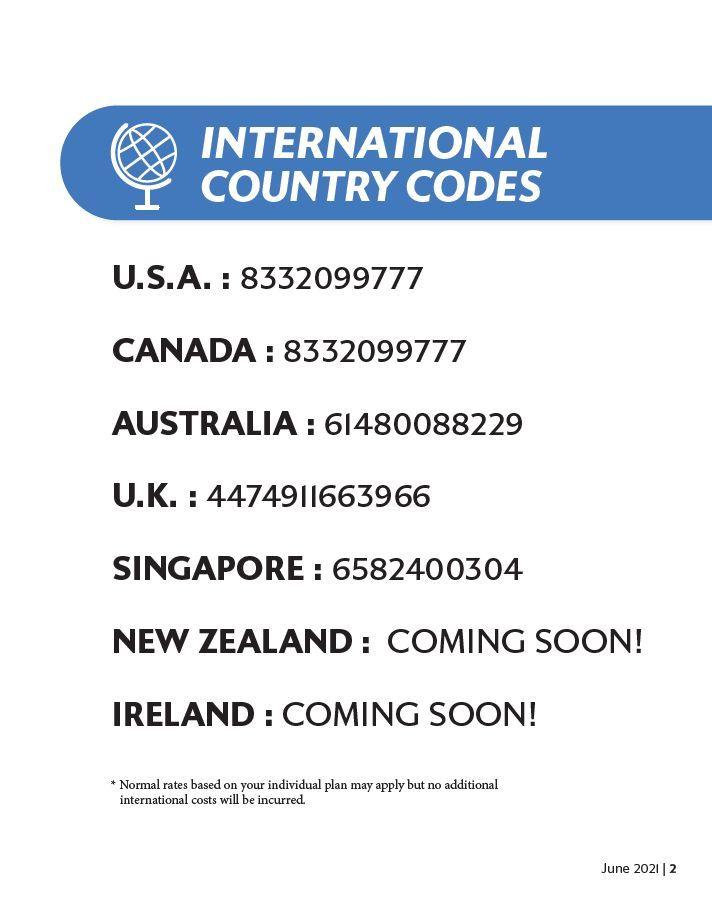 June 2021 7k Metals Vault Report International Country Codes