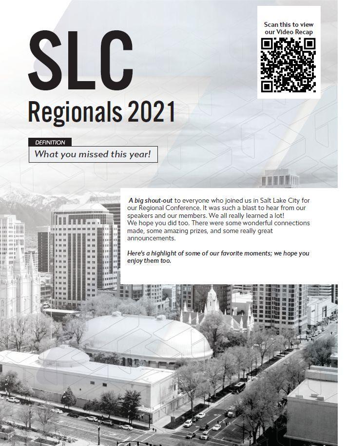 June 2021 7k Metals Vault Report SLC Regionals 2021