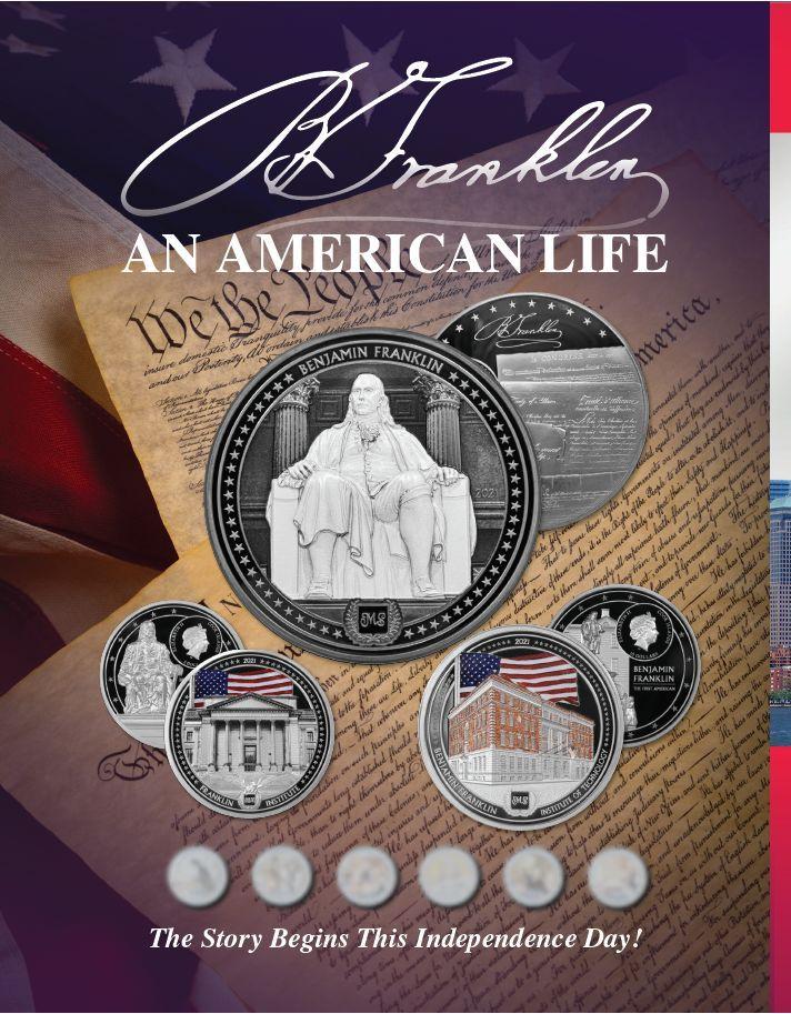 June 2021 7k Metals Vault Report An American Life Coin Series