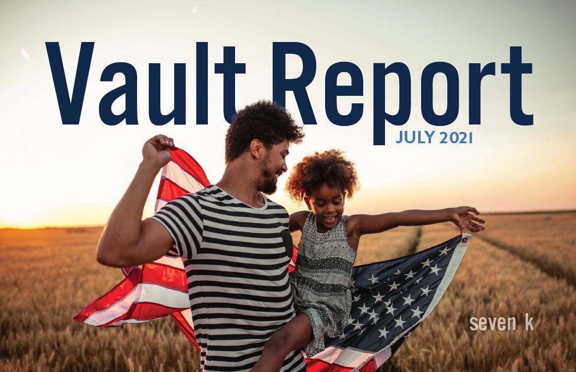 July 2021 7k Vault Report Cover Page