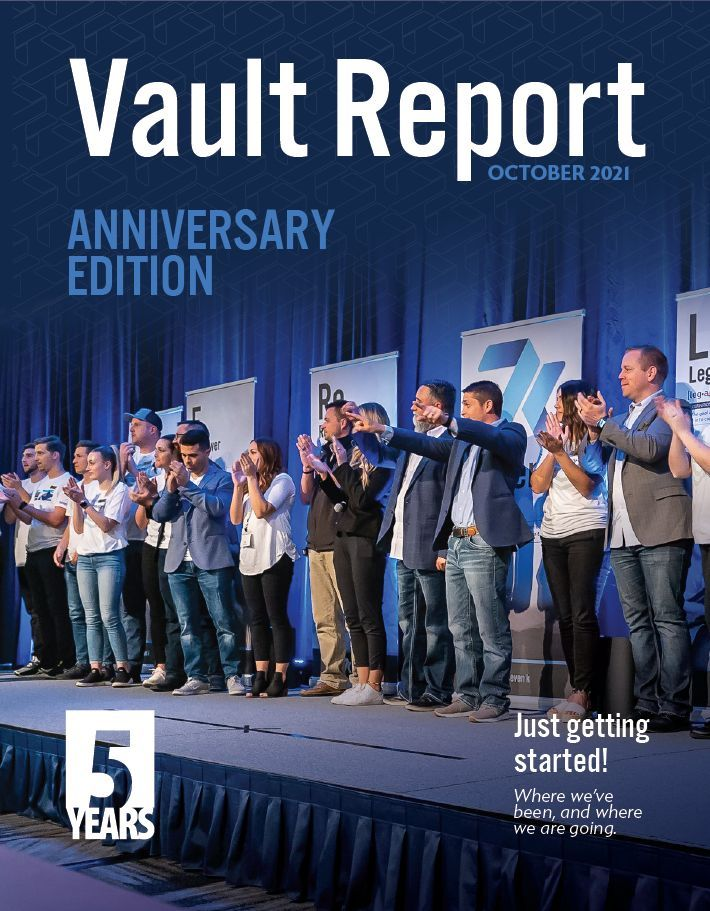 October 2021 Special 7k Metals Anniversary Edition Vault Report