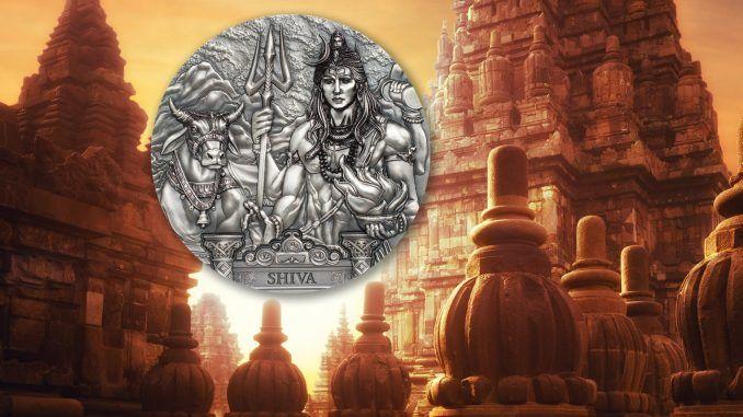 Shiva, protector of the universe