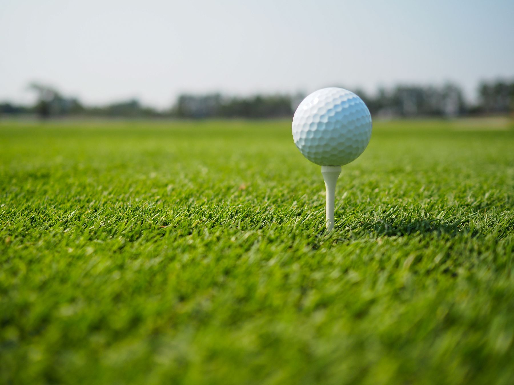 business golf analogy