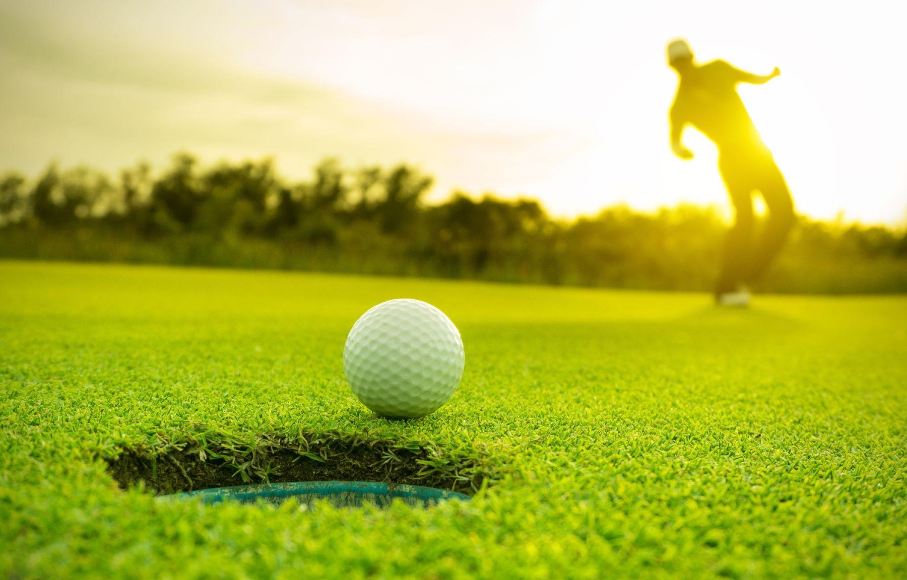golf business analogy